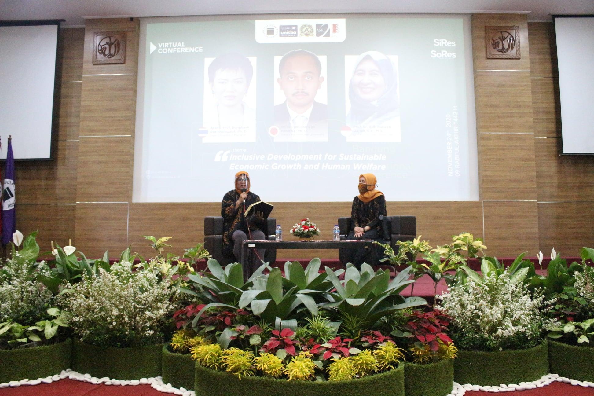 Konferensi Internasional 3rd Bandung Annual International Conference (BAIC) 2020