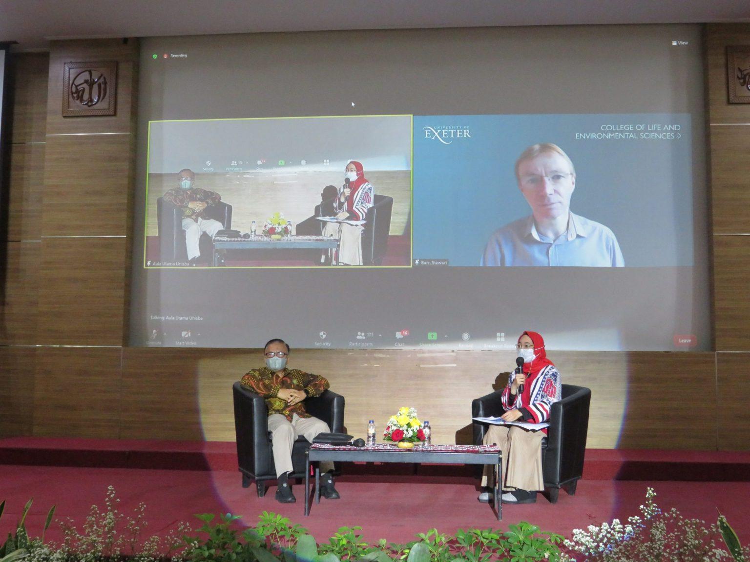 LPPM Unisba Kembali Menggelar Konferensi Internasional 4th BAIC 2021
